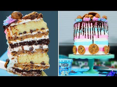 How To Make Tasty's Ultimate Birthday Cake ? Tasty