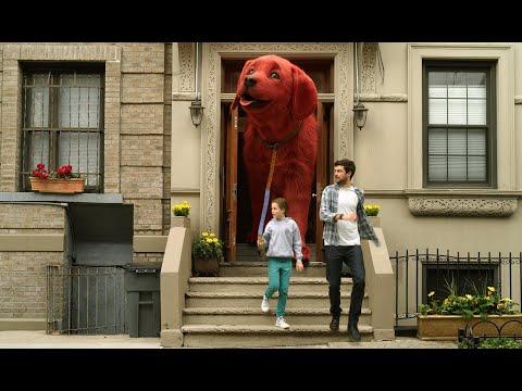 Clifford, a nagy piros kutya – Szinkronos előzetes (6E)