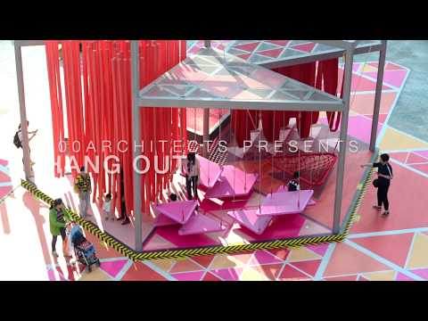 Hang Out : An urban intervention to hang down!