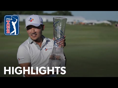 Sung Kang's winning highlights from AT&T Byron Nelson 2019