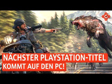 Days Gone: Kommt für PC! Anthem: Entwicklung eingestellt! | GW-NEWS