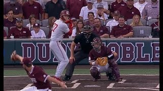 Highlights: Stanford baseball drops Game 1 of Starkville Super Regional to Mississippi State