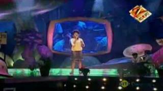 Zee Bangla li'l champs 2010 - aindrila08 , Acoustic