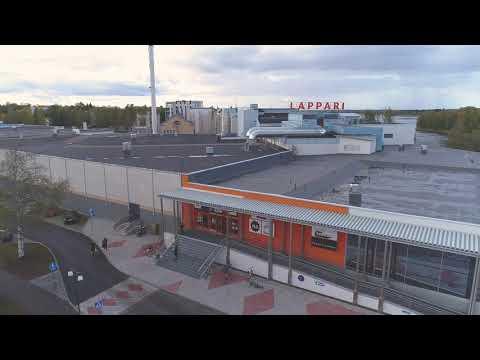 Kampuskaupunki Tornio muodostaa kaksoiskaupungin Ruotsin Haaparannan kanssa. Kävellessä maa vaihtuu…