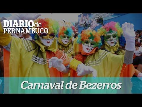 Domingo de carnaval em Bezerros