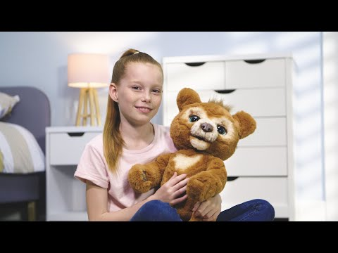 very.co.uk & Very Discount Code video: FurReal Cubby The Curious Bear | Very Toy Team