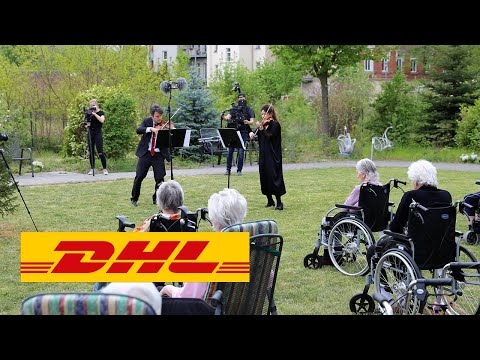 Bringing joy to the people: Gewandhausorchester and DHL