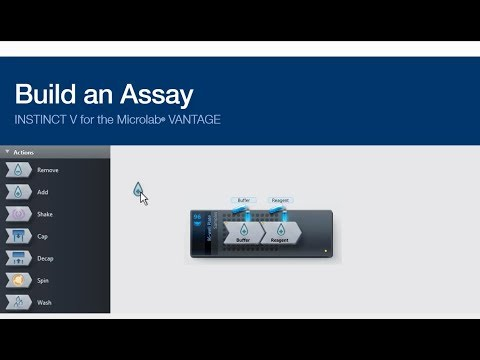 INSTINCT V - Build an Assay