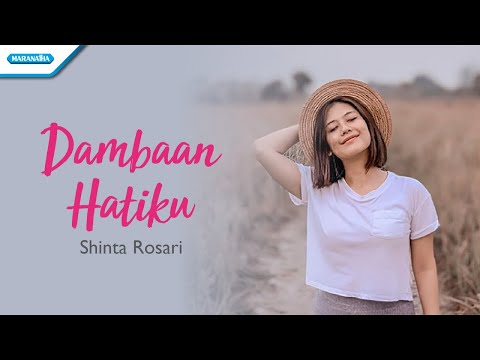 Shinta Rosari - Dambaan Hatiku (vertical video lyric)