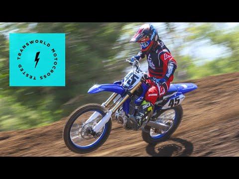 First Impression Of The 2019 Yamaha YZ450F | TransWorld Motocross