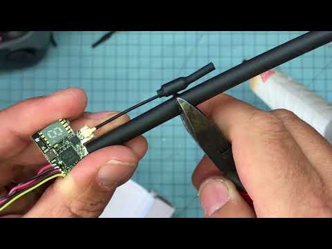 TechTip - How to keep it up. (your VTX Antenna) - UCPyZJQPTprjJTLq8K3NnupQ