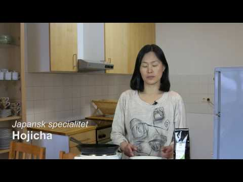 Gör ditt eget hojicha - rosta ett avslaget grönt te så får det nytt liv