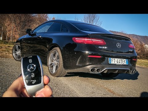 Mercedes E53 AMG Coupè - This is AMG's First Hybrid! [Sub ENG]