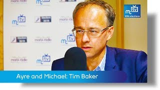 Election 2016: Ayre and Michael: Tim Baker