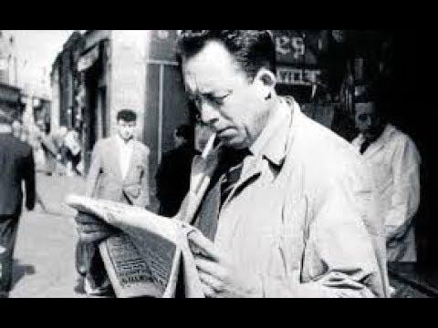 Vidéo de Albert Camus