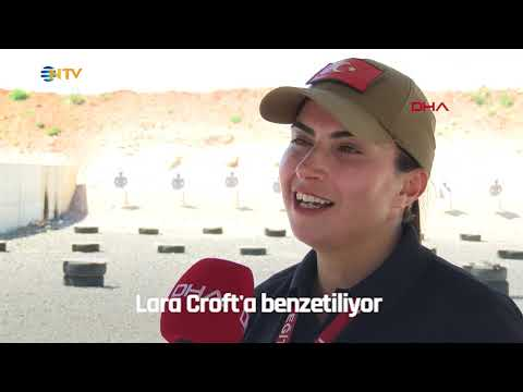 NTV | Antalya'nın Lara Croft'u