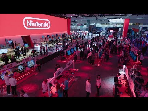 Nintendo announcments at E3 2018
