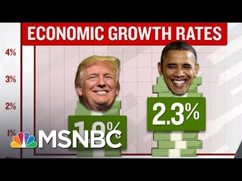 "For Fakes Sake: Trump's ""Unprecedented"" Economic Growth? 