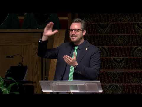 Sermon - 06/09/2019 - Pastor Hunter Mobley - Christ Church Nashville