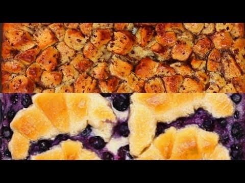 2 Breakfast Bake Recipes
