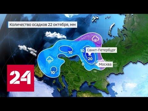 В Европейскую часть России придет мощное потепление