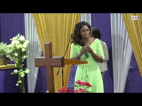 Sunday Worship Service - January 3, 2021 (First Shift)
