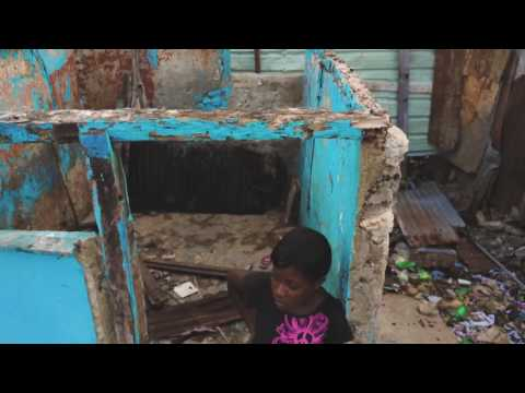 Orna Moise talks about the night the Hurricane struck