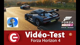 Vidéo-Test : [Vidéo Test] Forza Horizon 4 - Xbox One & PC