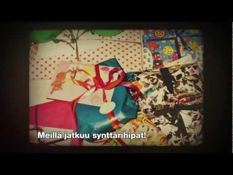 Norwegian TV-mainos / Syntymäpäivät Versio B