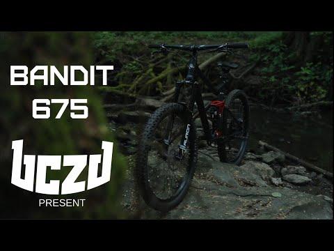 RB Bandit 675 Megapixel soutěž