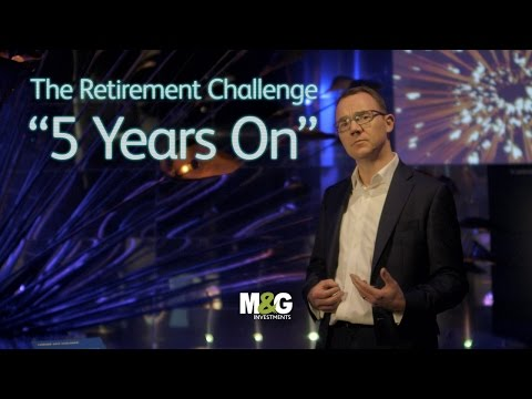 The Retirement Challenge: 5 Years On