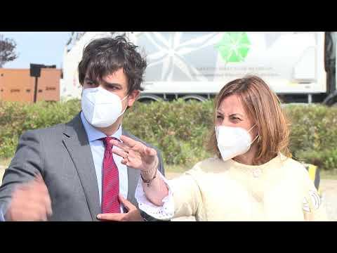 Zaragoza recicló más del 50% de todos los residuos generados en el año 2020
