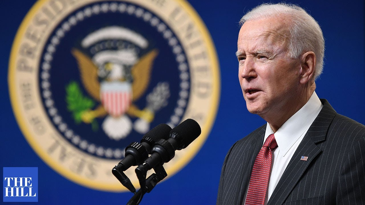 President Biden holds a press conference after meeting with Vladimir Putin   FULL
