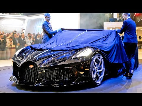 $15M Bugatti ?La Voiture Noire? ? The Most Expensive Car of All Time