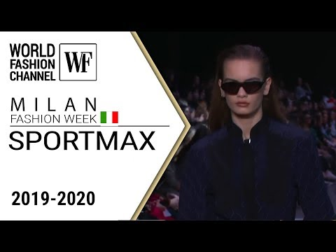 Sportmax | Fall-winter 19-20 Milan fashion week
