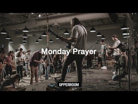 UPPERROOM Monday Prayer (Rebroadcast)