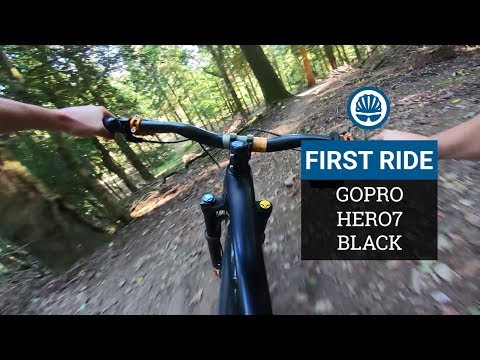 GoPro HERO7 First Ride - Gimbal-Killer Stabilisation""