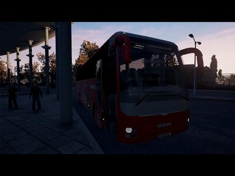 Track-IR!! Fernbus #19: Naar Hamburg (deel 1) - FC Bayern Repaint