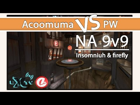 eXtv/EVLTV Live: UGC Plat S17 Week 5 - Acoomuma vs Platinum Winners