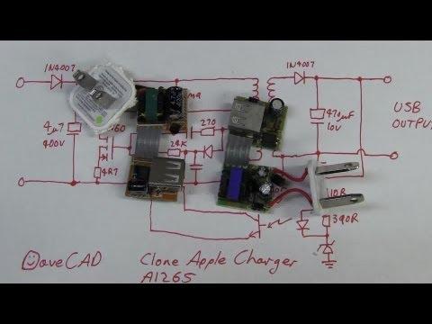 EEVblog #388 - Fake Apple USB Charger Teardown - UC2DjFE7Xf11URZqWBigcVOQ