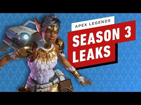 Apex Legends Season 3 Leaks - Skins, Crypto and Titans? - UCKy1dAqELo0zrOtPkf0eTMw