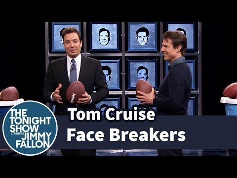 Face Breakers at The Tonight Show Starring Jimmy Fallon