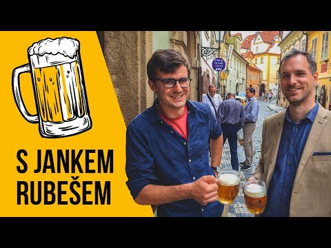 Pivo s Jankem Rubešem z Honest Guide