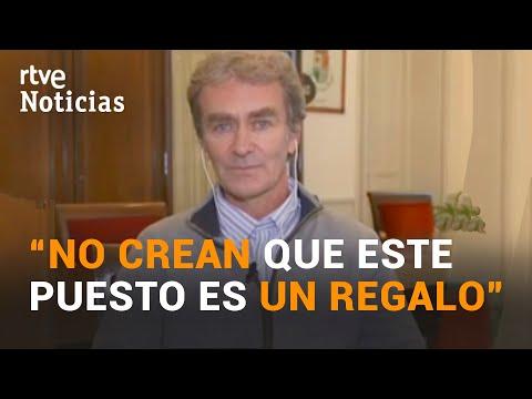 FERNANDO SIMÓN: «Espero que NO SEA NECESARIO» hacer OBLIGATORIA la vacuna del CORONAVIRUS | RTVE