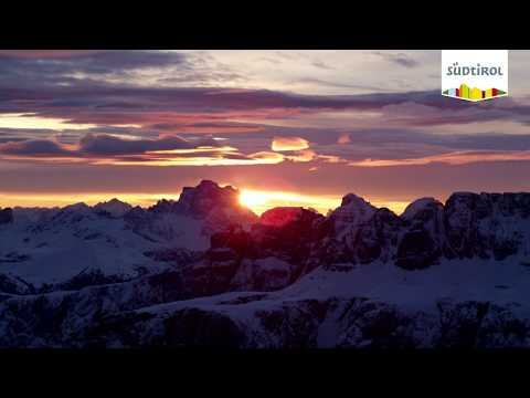 Winter in South Tyrol - Inverno in Alto Adige - Winter in Südtirol