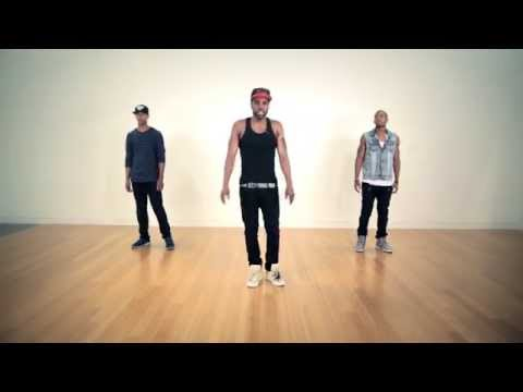 "Jason Derulo - ""The Other Side"" Dance Tutorial PART 1 - jasonderulo"