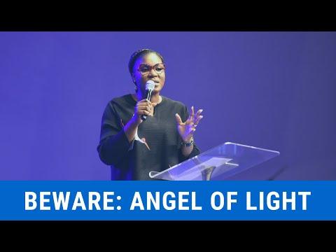 Beware: Angel of Light I Pastor Busola Wale-Siyanbola -  MId-week Service -JUNE 9,  2021
