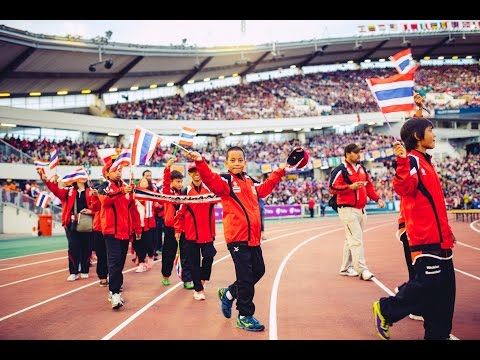 Parade of Nations - Part 1 (Gothia Cup 2014)