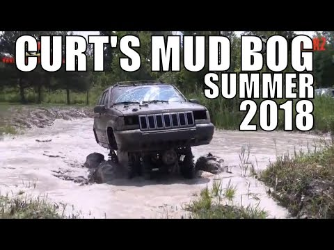 CURT'S MUD BOG SUMMER 2018