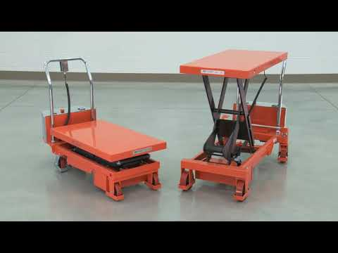 ULINE Lift Tables In Stock: Https://www.uline .com/BL_94/Battery Operated Lift Tables?pricodeu003dWA3825 Battery Powered Lift  Table Can Go Anywhere At Any Time.